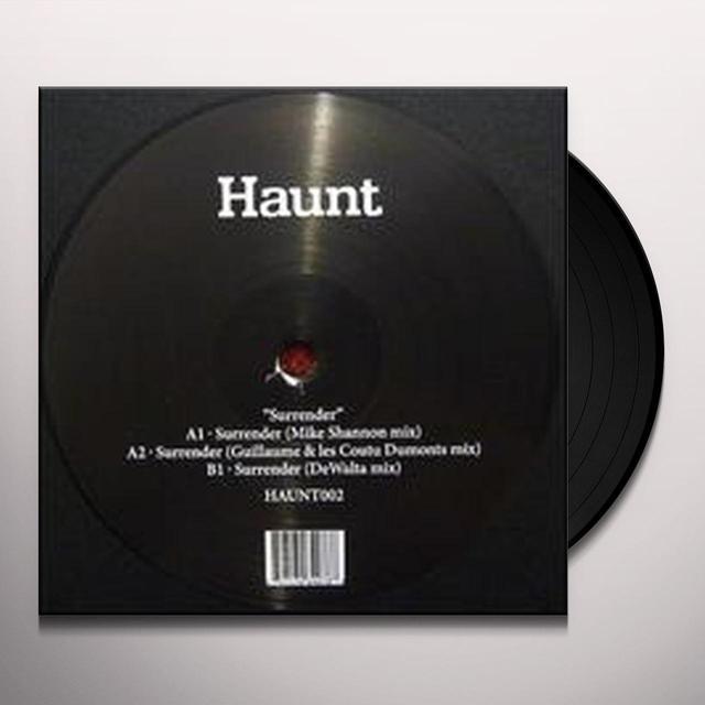 Shannon / Dewalta / Guillaume & Les Coutu Dumonts SURRENDER Vinyl Record