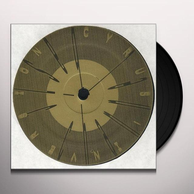 Cyrus INVERSION Vinyl Record