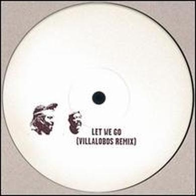 Rhythm & Sound LET WE GO (VILLALOBOS REMIX) Vinyl Record