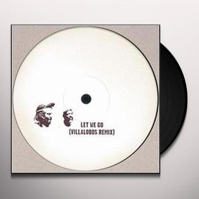 Rhythm & Sound LET WE GO (VILLALOBOS REMIX) Vinyl Record