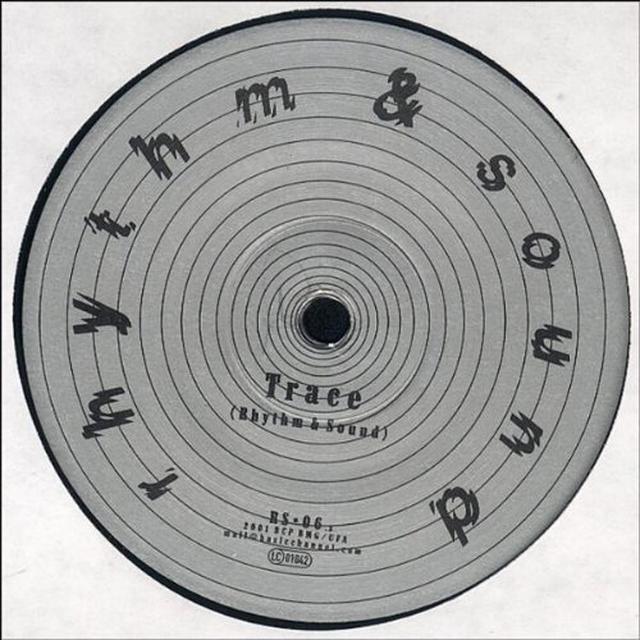 Rhythm & Sound TRACE Vinyl Record