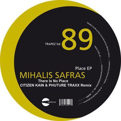 Mihalis Safras PLACE Vinyl Record