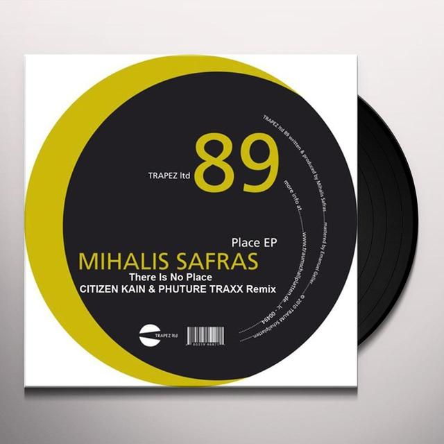 Mihalis Safras PLACE (EP) Vinyl Record