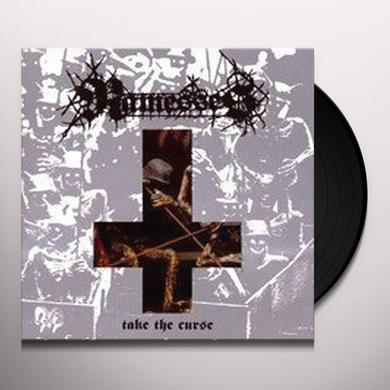 Ramesses TAKE THE CURSE Vinyl Record