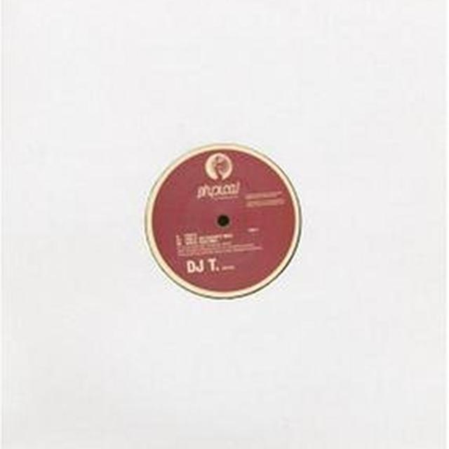 DJ T-Rock & Squashy Nice PHILLY Vinyl Record