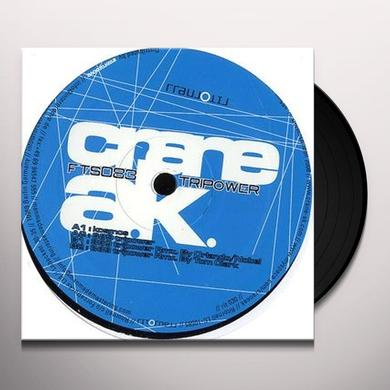 Crane A.K. TRIPOWER Vinyl Record