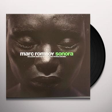 Marc Romboy SONORA Vinyl Record