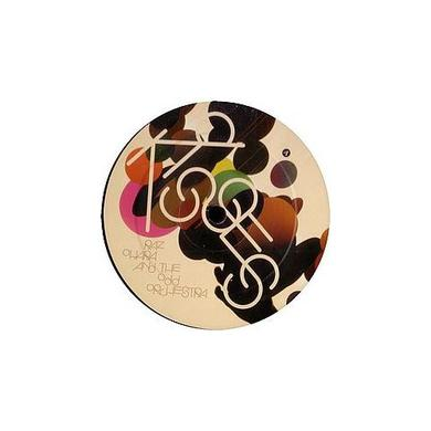 Raz Ohara & The Odd Orchestra KISSES Vinyl Record