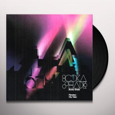 Booka Shade PLANETARY/CITY TALES Vinyl Record