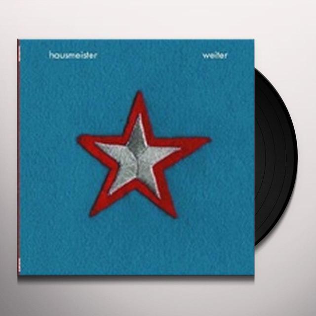 Hausmeister WEITER Vinyl Record