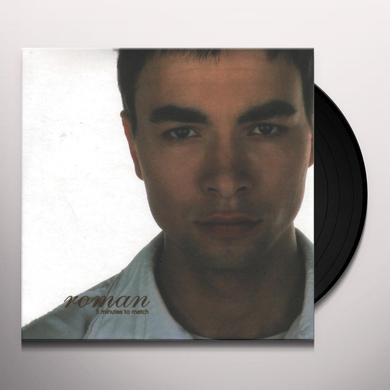 Roman 5 MINUTES TO MATCH Vinyl Record