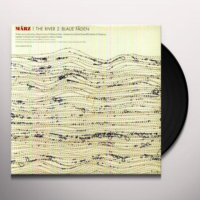 Marz RIVER Vinyl Record