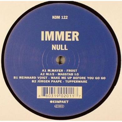 Immer NULL Vinyl Record