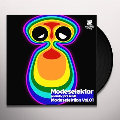 MODESELEKTOR PROUDLY PRESENTS-MODE 1 / VARIOUS Vinyl Record