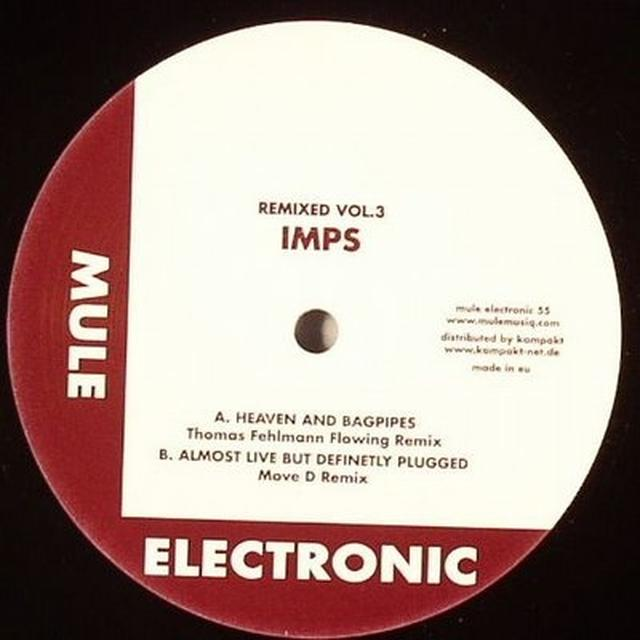 Imps REMIXED 3 Vinyl Record