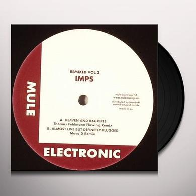 Imps REMIXED 3 Vinyl Record