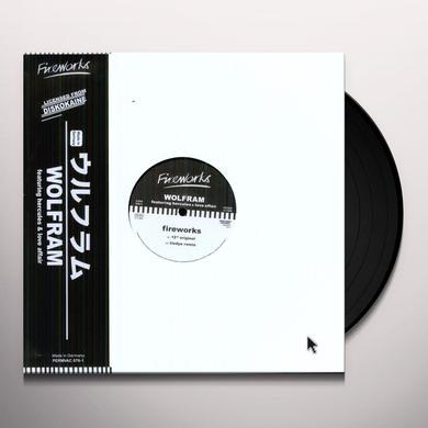 Wolfram FIREWORKS Vinyl Record