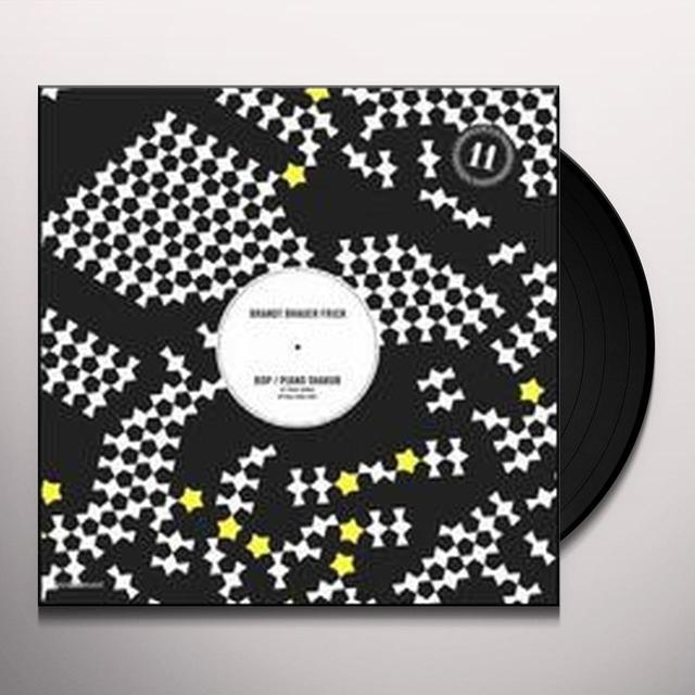 Brandt Brauer Frick BOP/PIANO SHAKUR Vinyl Record