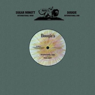 Sugar Minott INTERNATIONAL HERB Vinyl Record