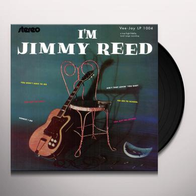 I'M JIMMY REED Vinyl Record