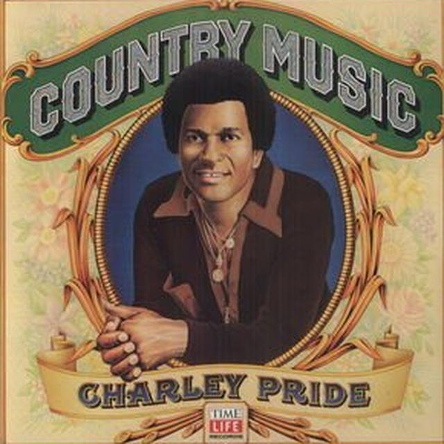 Charley Pride COUNTRY MUSIC Vinyl Record