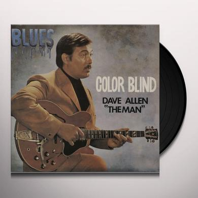 Dave Allen COLOR BLIND Vinyl Record