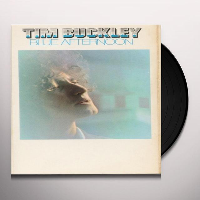 Tim Buckley BLUE AFTERNOON Vinyl Record