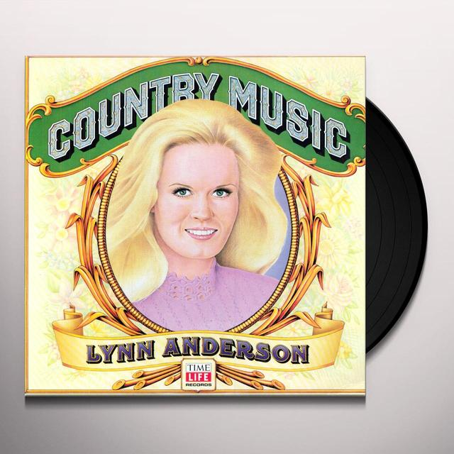 Lynn Anderson COUNTRY MUSIC Vinyl Record