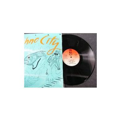 E.V.I.A.N. TECHNO CITY Vinyl Record