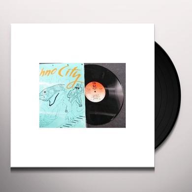 E.V.I.A.N. TECHNO CITY Vinyl Record