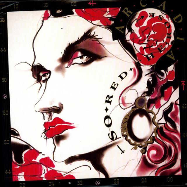 Arcadia SO RED THE ROSE Vinyl Record