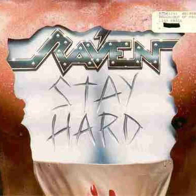 Raven STAY HARD Vinyl Record