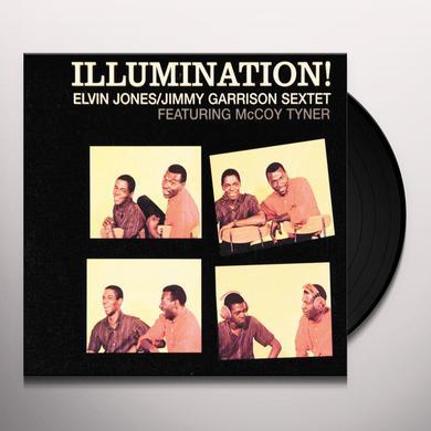 Elvin Jones ILLUMINATION Vinyl Record