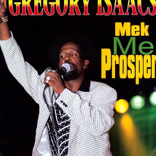 Gregory Issacs MEK ME PROSPER Vinyl Record