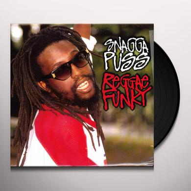 Snagga Puss REGGAE FUNKY Vinyl Record