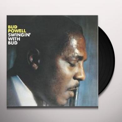 Bud Powell SWINGIN WITH BUD Vinyl Record