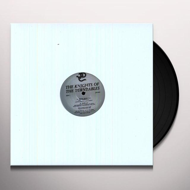 Knights Of Turntables FRESH MESS Vinyl Record