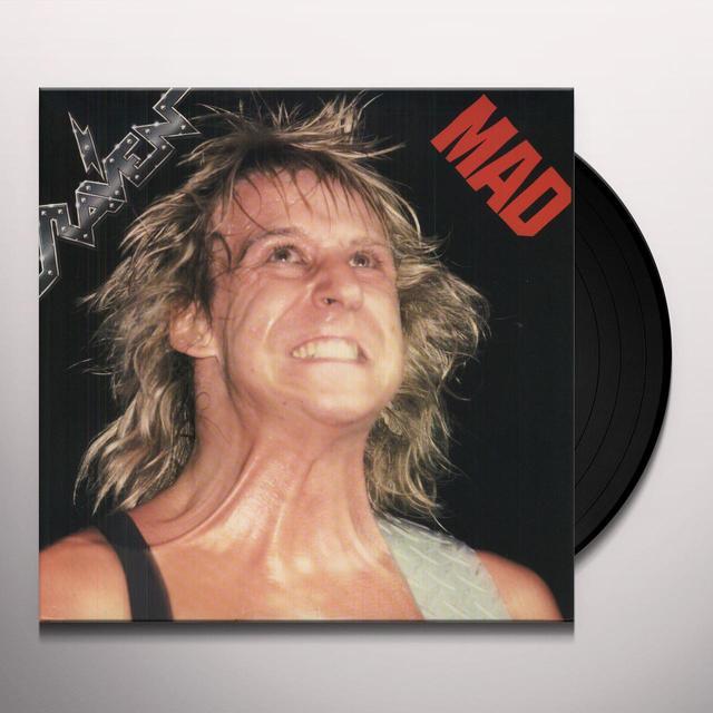 Raven MAD Vinyl Record
