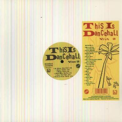 THIS IS DANCEHALL 2 Vinyl Record