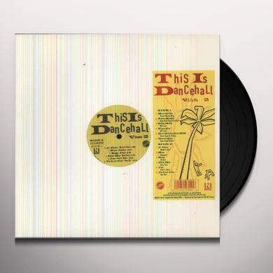 THIS IS DANCEHALL 2 Vinyl Record