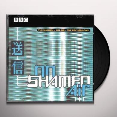 Shamen ON AIR (BBC SESSIONS) Vinyl Record