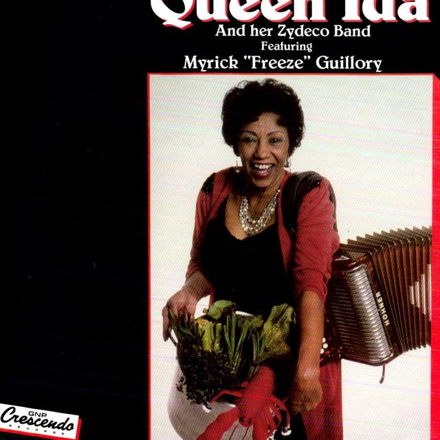 COOKIN WITH QUEEN IDA Vinyl Record