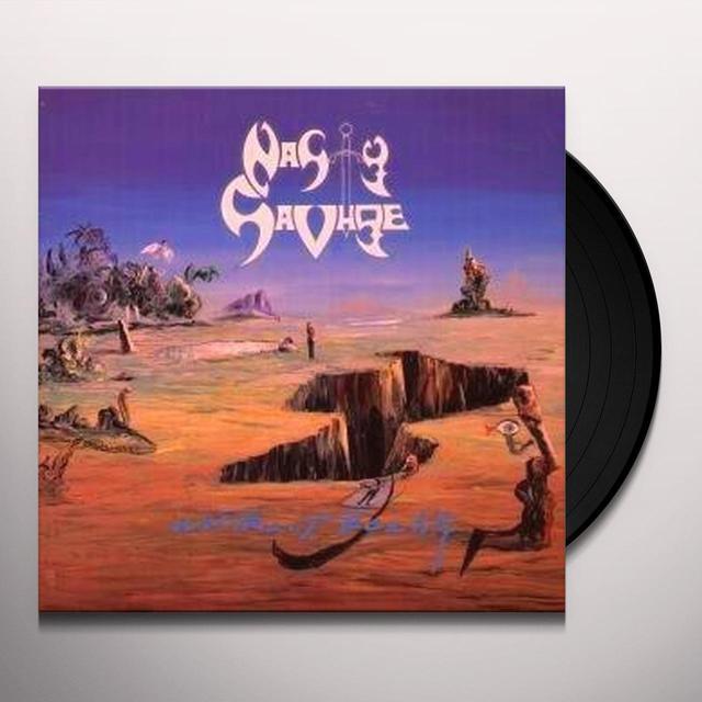 Nasty Savage ABSTRACT REALITY Vinyl Record