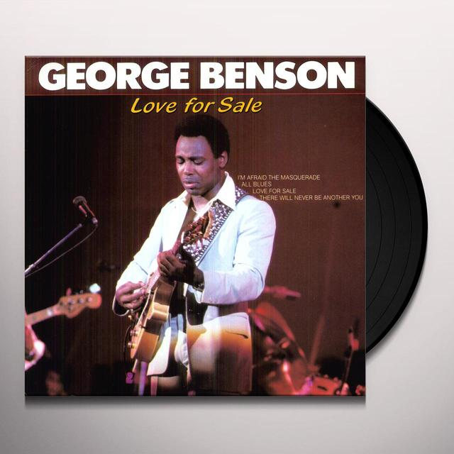 George Benson LOVE FOR SALE Vinyl Record