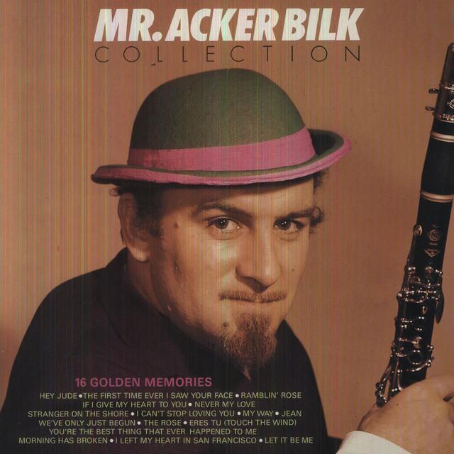 Acker Bilk COLLECTION Vinyl Record