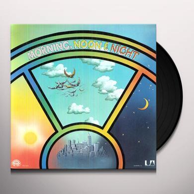 MORNING NOON & NIGHT Vinyl Record