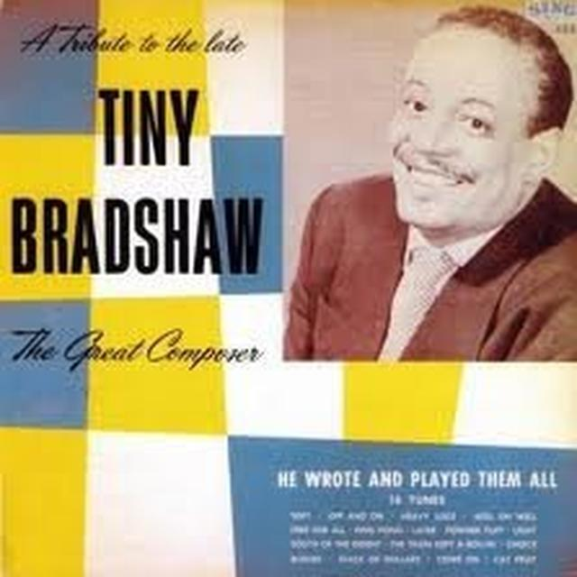 Tiny Bradshaw GREAT COMPOSER Vinyl Record
