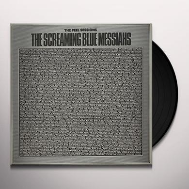 Screaming Blue Messiahs PEEL SESSIONS Vinyl Record