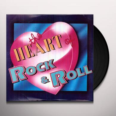 Heart Of Rock & Roll 60 TRACKS-50'S & 60'S Vinyl Record