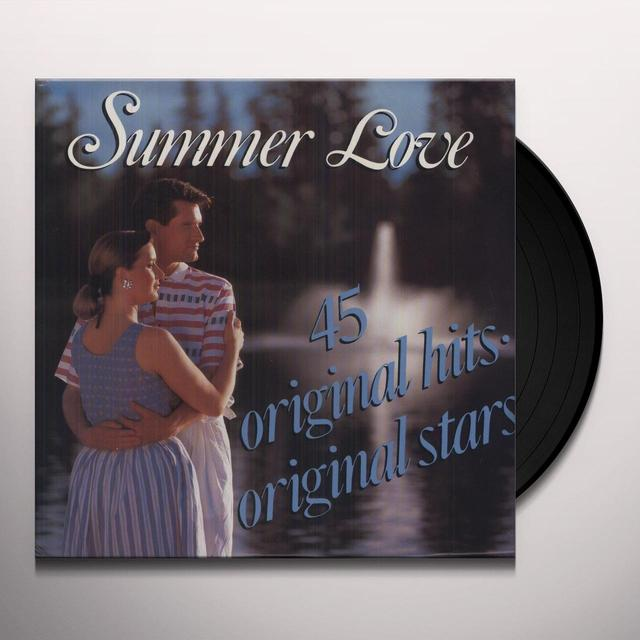 Summer Love 45 TRACKS-70'S & 80'S Vinyl Record